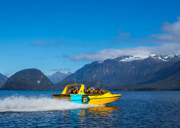 Fiordland Jet - Guided Walk and Jet Boat
