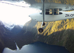 Milford Sound Flyback Tour