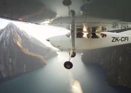 Milford Sound Fly-Cruise-Coach tour with Fiordland Tours