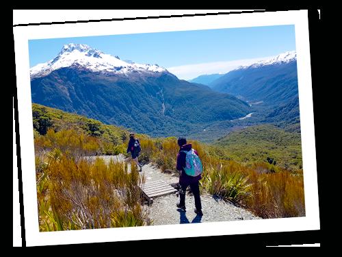Key Summit Guided Day Walk Te Anau